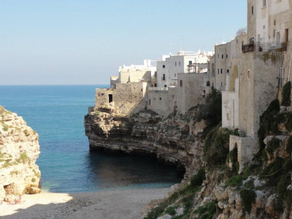 Cycling in Puglia, Italy